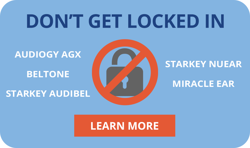Don't Get Locked In